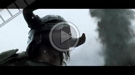 Skyrim постановочный трейлер