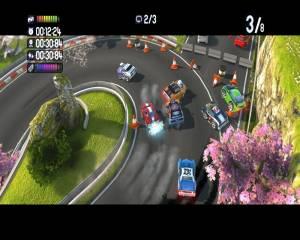 Скриншоты к игре Bang Bang Racing #2