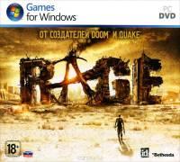 Ковёр игры Rage для PC