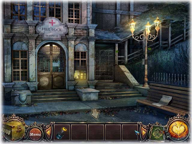 Vampire Saga 3: Break Out (screenshot 01) download this casual game for free!