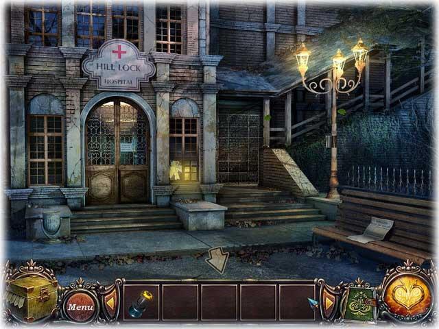 Vampire Saga 3: Break Out (screenshot 01) download this casual game for free!