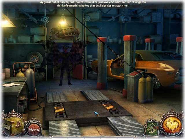 Vampire Saga 3: Break Out (screenshot 06) download this casual game for free!