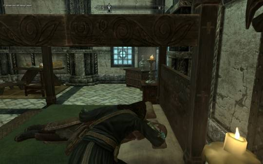 Вампир питается ярлом Солитьюда | The Elder Scrolls 5: Skyrim