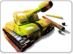 Бесплатно скачать игру Танчики - Аркады и экшн - Казуальные мини-игры - Браузерные, казуальные, онлайновые, компьютерные и мини-игры