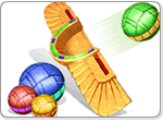 Бесплатно скачать игру Луксор - Три в ряд / шарики - Казуальные мини-игры - Браузерные, казуальные, онлайновые, компьютерные и мини-игры