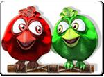 Бесплатно скачать игру Птички на проводе - Логические и головоломки - Казуальные мини-игры - Браузерные, казуальные, онлайновые, компьютерные и мини-игры