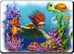 Бесплатно скачать игру Фишдом H2O: Подводная одиссея - Квесты и поиск предметов - Казуальные мини-игры - Браузерные, казуальные, онлайновые, компьютерные и мини-игры