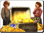 Бесплатно скачать игру Легенды: Тайна старинного сундука - Квесты и поиск предметов - Казуальные мини-игры - Браузерные, казуальные, онлайновые, компьютерные и мини-игры