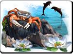 Бесплатно скачать игру Приключения Дианы Селинджер. 10 дней под водой - Квесты и поиск предметов - Казуальные мини-игры - Браузерные, казуальные, онлайновые, компьютерные и мини-игры