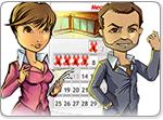 Бесплатно скачать игру Бюро путешествий - Стратегии и бизнес - Казуальные мини-игры - Браузерные, казуальные, онлайновые, компьютерные и мини-игры