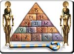 Бесплатно скачать игру Посох фараона - Слова - Казуальные мини-игры - Браузерные, казуальные, онлайновые, компьютерные и мини-игры