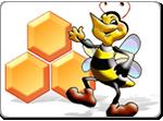 Бесплатно скачать игру Пчелиная вечеринка - Слова - Казуальные мини-игры - Браузерные, казуальные, онлайновые, компьютерные и мини-игры