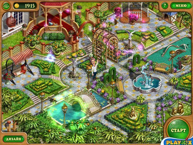 Игра Дивный Сад Три В Ряд Скачать - фото 5