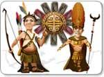 Бесплатно скачать игру Бонампак - Арканоиды - Казуальные мини-игры - Браузерные, казуальные, онлайновые, компьютерные и мини-игры