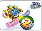 Бесплатно скачать игру Техношар 2 - Арканоиды - Казуальные мини-игры - Браузерные, казуальные, онлайновые, компьютерные и мини-игры