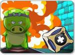 Бесплатно скачать игру Четыре поросенка и коробка - Логические и головоломки - Казуальные мини-игры - Браузерные, казуальные, онлайновые, компьютерные и мини-игры