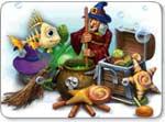 Бесплатно скачать игру Фишдом. Хеллоуин - Три в ряд / шарики - Казуальные мини-игры - Браузерные, казуальные, онлайновые, компьютерные и мини-игры