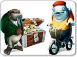 Бесплатно скачать игру Сказки лагуны 2: Спасение парка Посейдон - Квесты и поиск предметов - Казуальные мини-игры - Браузерные, казуальные, онлайновые, компьютерные и мини-игры