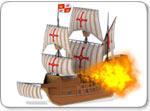 Бесплатно скачать игру Великая морская баталия - Стратегии и бизнес - Казуальные мини-игры - Браузерные, казуальные, онлайновые, компьютерные и мини-игры