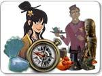 Бесплатно скачать игру Затерянные жемчужины Таити - Квесты и поиск предметов - Казуальные мини-игры - Браузерные, казуальные, онлайновые, компьютерные и мини-игры