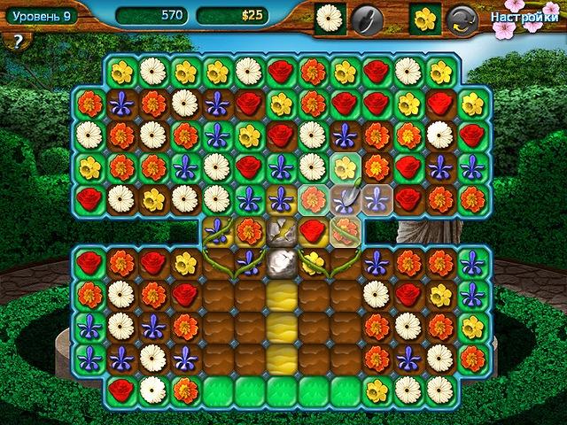 Скачать Игра Цветочный Рай - фото 2