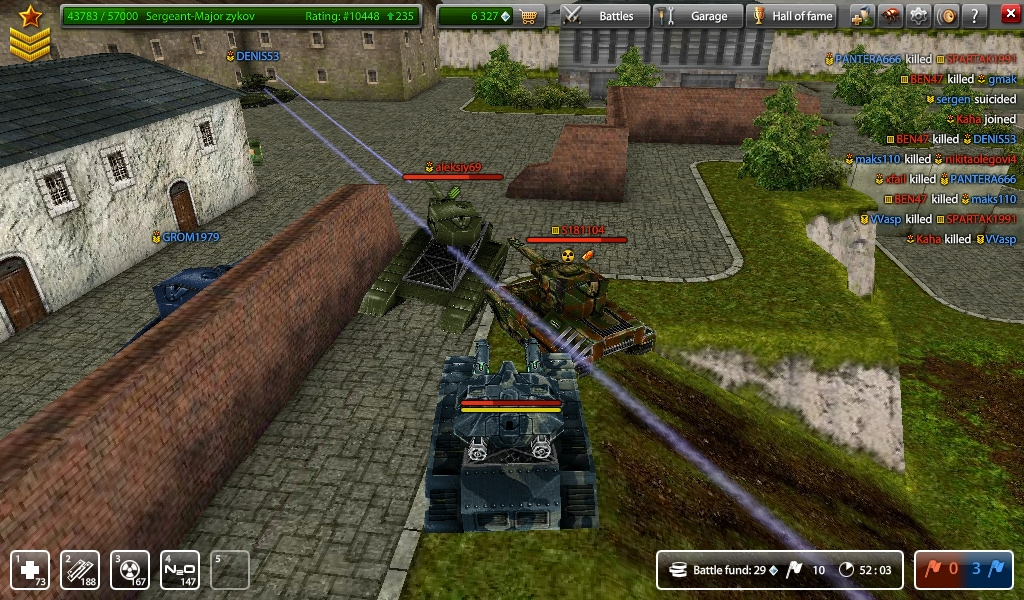Кэш на игру world of tanks