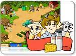 Бесплатно скачать игру Молочная ферма - Стратегии и бизнес - Казуальные мини-игры - Браузерные, казуальные, онлайновые, компьютерные и мини-игры