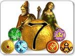 Бесплатно скачать игру Семь артефактов - Три в ряд / шарики - Казуальные мини-игры - Браузерные, казуальные, онлайновые, компьютерные и мини-игры