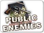 Бесплатно скачать игру Враги народа: Бонни и Клайд - Квесты и поиск предметов - Казуальные мини-игры - Браузерные, казуальные, онлайновые, компьютерные и мини-игры