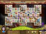 Скриншот к игре Алиса в стране Маджонг
