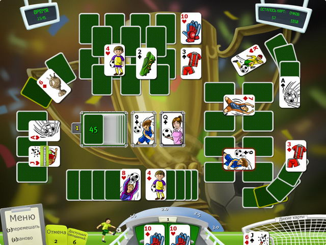 мини карточные игры скачать: