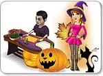 Бесплатно скачать игру Кафе Амели: Хэллоуин - Стратегии и бизнес - Казуальные мини-игры - Браузерные, казуальные, онлайновые, компьютерные и мини-игры