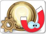 Бесплатно скачать игру Тайны притяжения - Логические и головоломки - Казуальные мини-игры - Браузерные, казуальные, онлайновые, компьютерные и мини-игры
