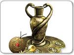 Бесплатно скачать игру Во власти тьмы: Узник амфоры - Квесты и поиск предметов - Казуальные мини-игры - Браузерные, казуальные, онлайновые, компьютерные и мини-игры