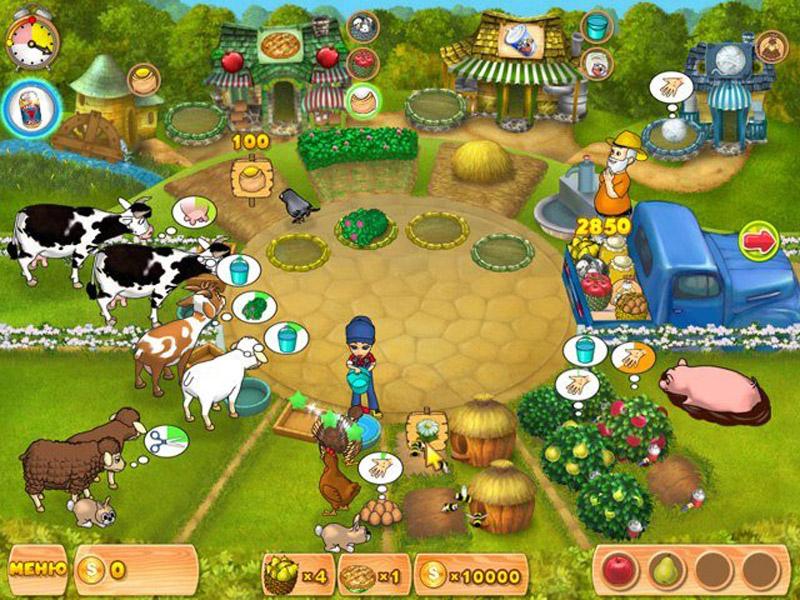 скачать бесплатно игру ферма на компьютер без регистрации и смс