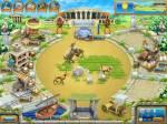 Скриншот к игре Веселая ферма: Древний Рим