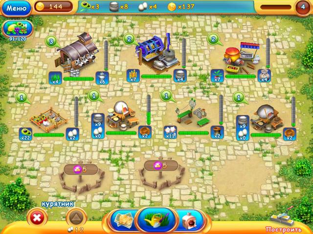 Скачать Игра Чудесная Ферма - фото 9