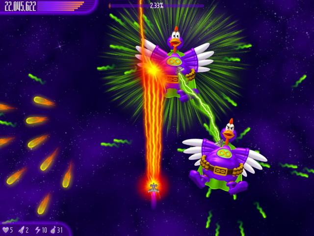 Скачать игру вторжение кур: полный омлет бесплатно | аркады и экшн.