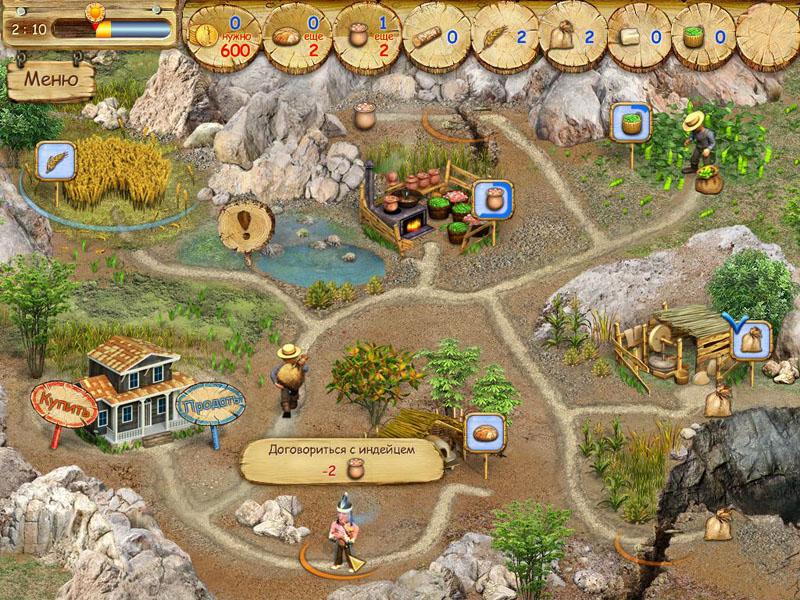 Обзор игры Дальнобойщики 3 Покорение Америки
