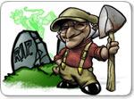 Бесплатно скачать игру Весёлый могильщик - Стратегии и бизнес - Казуальные мини-игры - Браузерные, казуальные, онлайновые, компьютерные и мини-игры