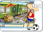 Бесплатно скачать игру Масяня: Евротур - Квесты и поиск предметов - Казуальные мини-игры - Браузерные, казуальные, онлайновые, компьютерные и мини-игры