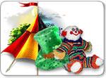 Бесплатно скачать игру Покинутые места: затерянный цирк - Квесты и поиск предметов - Казуальные мини-игры - Браузерные, казуальные, онлайновые, компьютерные и мини-игры