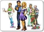 Бесплатно скачать игру Починяй-ка: знакомство с родителями - Стратегии и бизнес - Казуальные мини-игры - Браузерные, казуальные, онлайновые, компьютерные и мини-игры