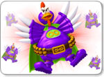 Бесплатно скачать игру Вторжение кур: Полный омлет - Аркады и экшн - Казуальные мини-игры - Браузерные, казуальные, онлайновые, компьютерные и мини-игры