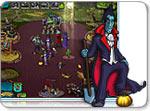 Бесплатно скачать игру Вампиры против зомби - Стратегии и бизнес - Казуальные мини-игры - Браузерные, казуальные, онлайновые, компьютерные и мини-игры