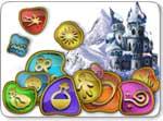 Бесплатно скачать игру Снежное царство - Три в ряд / шарики - Казуальные мини-игры - Браузерные, казуальные, онлайновые, компьютерные и мини-игры