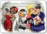 Бесплатно скачать игру За семью печатями: Главные подозреваемые - Квесты и поиск предметов - Казуальные мини-игры - Браузерные, казуальные, онлайновые, компьютерные и мини-игры