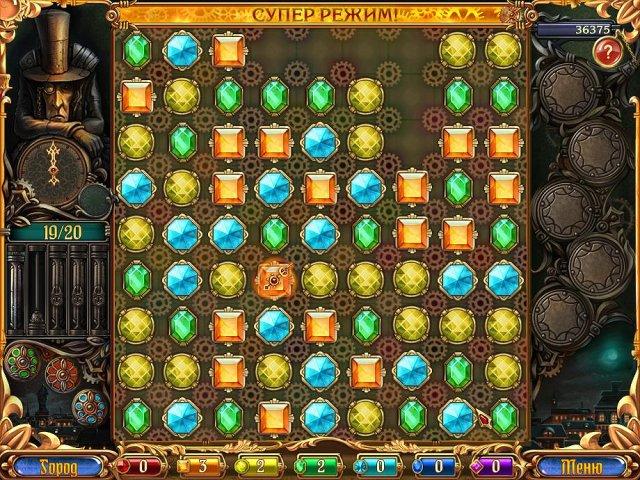 Игра часовщик три в ряд скачать бесплатно на компьютер