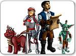 Бесплатно скачать игру В поисках дракона - Стратегии и бизнес - Казуальные мини-игры - Браузерные, казуальные, онлайновые, компьютерные и мини-игры
