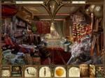 Скриншот к игре Проклятие фараона: В поисках Нефертити